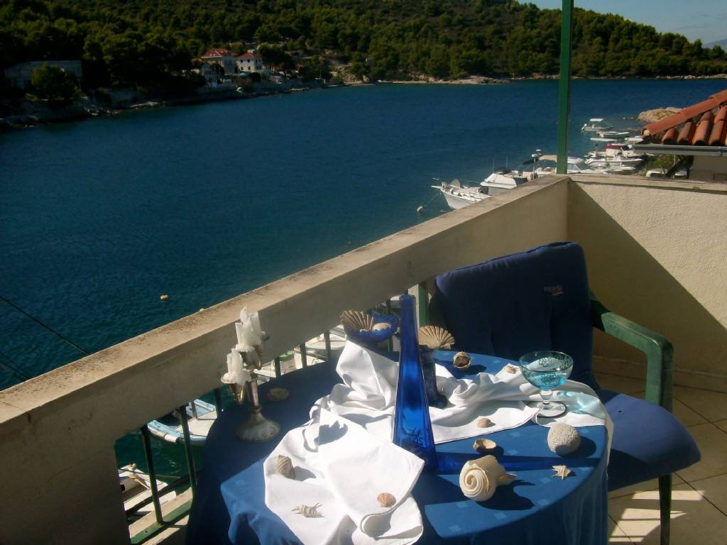 Otok Šolta  Stomorska - Apartmani Kaleb - next to the seashore: - Apartman Studio 6