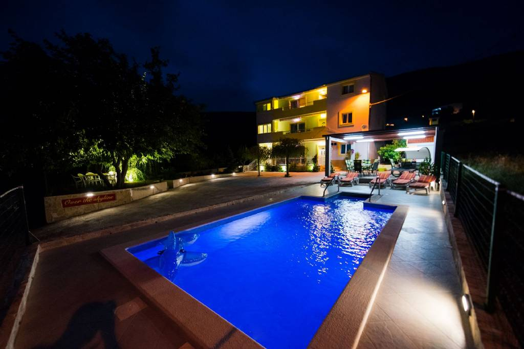 Apartmani MARISKA - with swimming pool, Podstrana - Rivijera Split