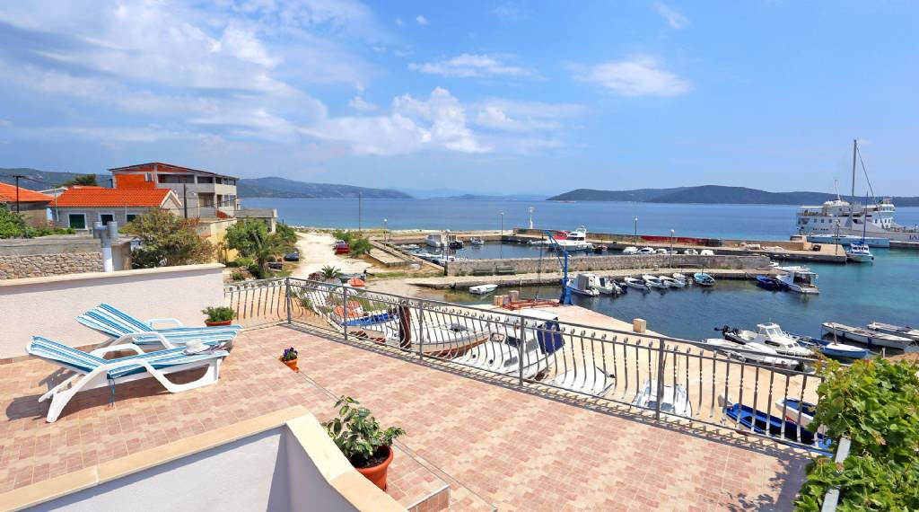 Rivijera Trogir  Drvenik Mali - Apartmani Marija - beautiful sea view:
