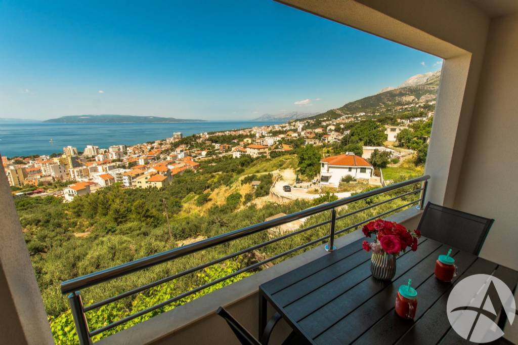 Makarska - Aapartments - Luxury & Gorgeous sea view - Appartamento Studio 6