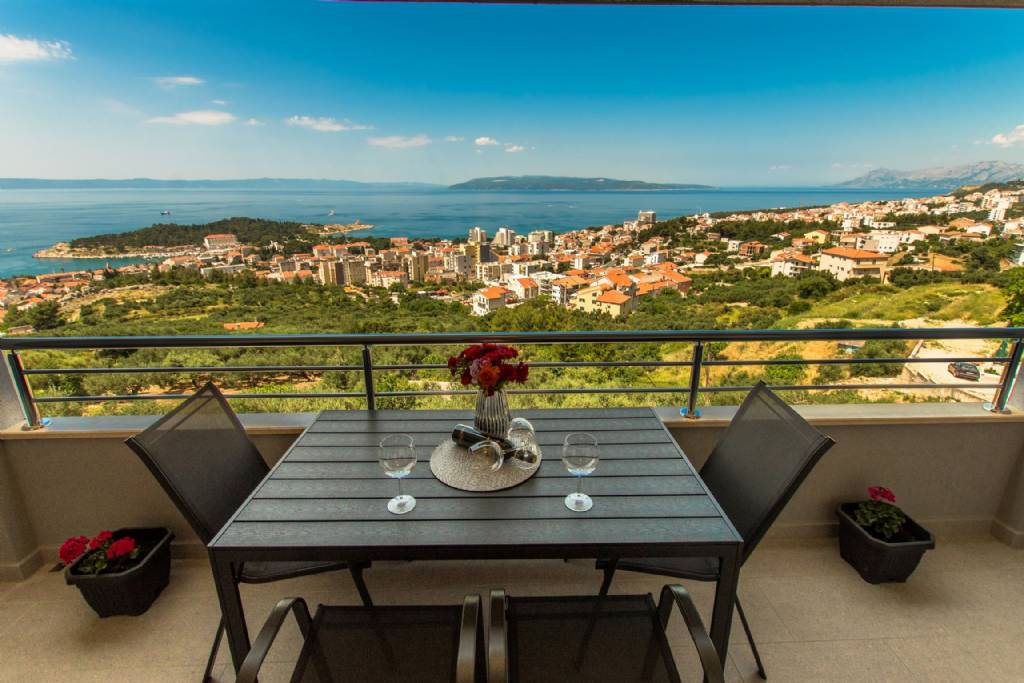 Makarska - Apartman Soba - Aapartments - Luxury & Gorgeous sea view ..