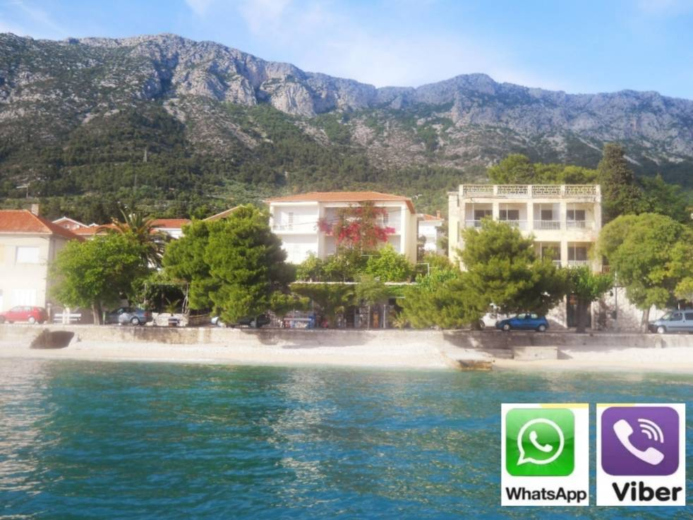 Makarska Gradac - Apartament Pokój - Villa-apartments Stipic ..