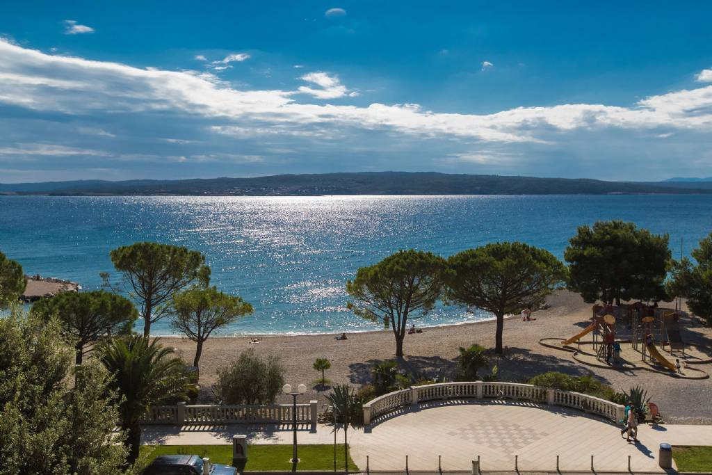 Beach Center Apartments, Crikvenica