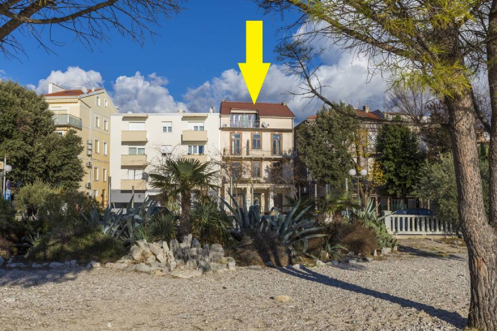 Crikvenica - Beach Center Apartments