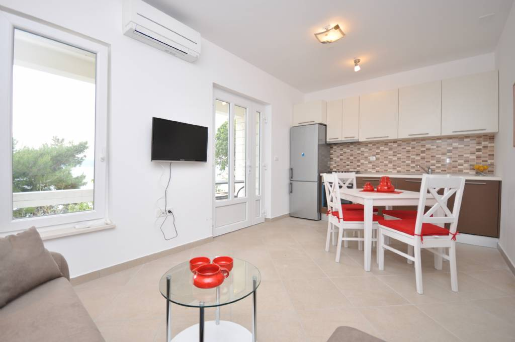 Omiš Pisak - Apartments Rose Pisak - Appartamento 3