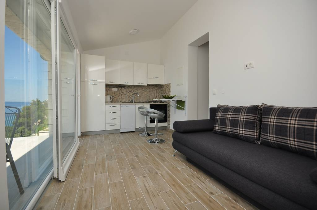 Omiš Pisak - Apartments Rose Pisak - Appartamento 5