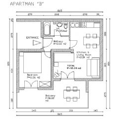 Omiš Stanići - Apartments Vučak - Appartamento 2